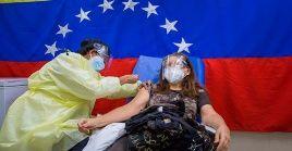 Venezuela reportó en las últimas 24 horas 1.244 nuevos contagios de coronavirus, aumentando los casos totales a 180.609.