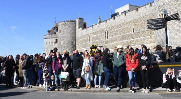 Reino Unido despide al príncipe Felipe