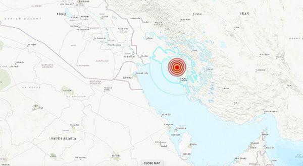 Sismo de magnitud 5.8 sacude el sudoeste de Irán