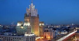 El embajador checo en Moscú fue convocado este domingo para ser informado de la medida tomada por las autoridades rusas.