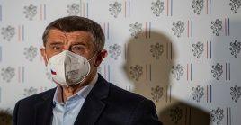 """El primer ministro de la República Checa, Andrej Babis declaró que """"las acciones de los agentes rusos no fueron un acto de terrorismo de Estado contra la República Checa""""."""