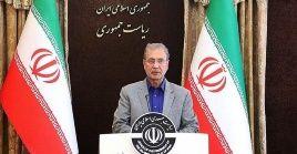 El canciller iraní, Ali Rabiee reiteró la disposición de su Gobierno a exigir el cumplimiento del llamado Acuerdo Nuclear y el fin de sanciones por parte de EE.UU.