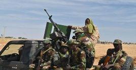 En la zona norte del país continúan los combates entre el Ejército y efectivos del  Frente para el Cambio y la Concordia en Chad.