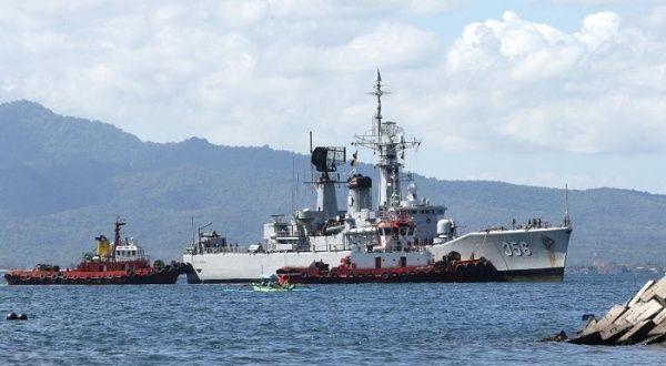 Armada de Indonesia prosigue búsqueda de submarino desaparecido