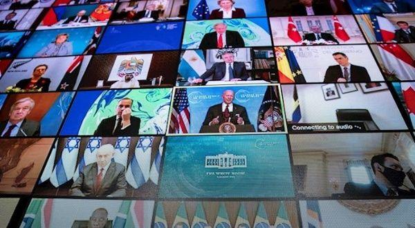 Inicia cumbre de líderes mundiales sobre cambio climático