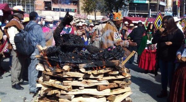 Bolivia celebra Día Mundial de la Madre Tierra