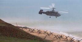 """""""Las Fuerzas Armadas responden adecuadamente a todos los cambios cerca de las fronteras de Rusia"""", dijo el ministerio"""