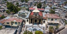 Los representantes de la iglesia católica haitiana condenaron el secuestro de los religiosos.