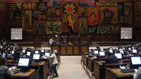 Tras la aprobación en el parlamento, el proyecto será enviado al presidente Lenín Moreno, que deberá sancionar u objetar la ley.