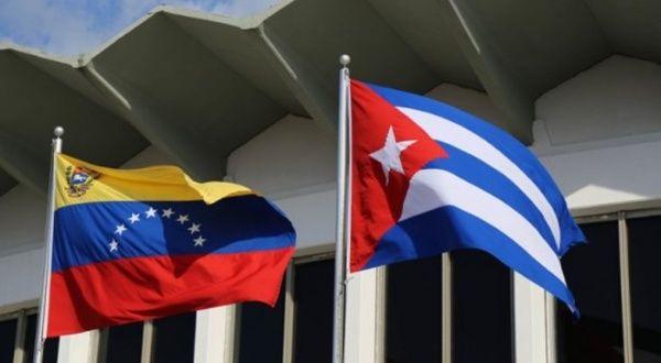 Partido Socialista Unido de Venezuela afianza hermandad con el Partido Comunista de Cuba