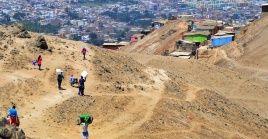 La pandemia de la Covid-19 ha impactado tanto en la economía de los peruanos que muchos quedaron sin hogar.