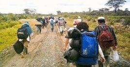 La Defensoría del Pueblo de Colombia señaló que del 1 de enero al 31 de marzo se reportaron 65 eventos de desplazamiento masivo.