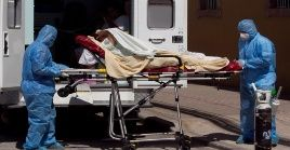 Desde el inicio de la pandemia la región del Mediterráneo Oriental suma ya 8 millones 916.448 de casos de Covid-19