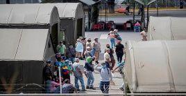 Venezuela llegó el martes a 193.721 casos de coronavirus desde que comenzó la pandemia hace más de un año.