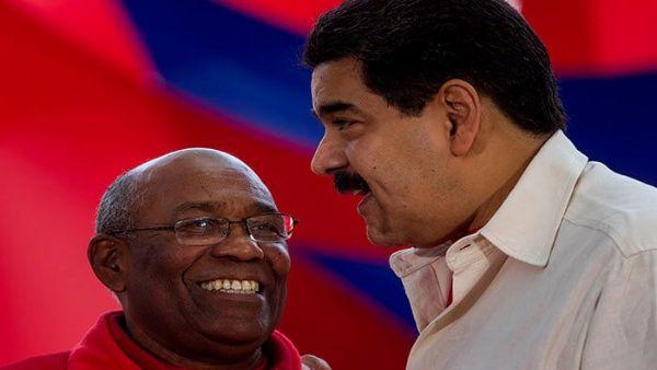 Presidente Maduro lamenta muerte del ministro de Educación