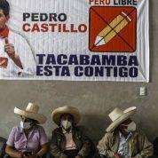 Perú, un país que le teme a un campesino con lápiz
