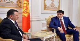 En dicho encuentro ambas partes discutieron acciones conjuntas destinadas a resolver la situación en la zona fronteriza