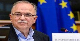 """El vicepresidente por Grecia del Parlamento Europeo (PE) Dimitrios Papadimoulis afirmó que """"nuestro objetivo debería ser, finalmente, construir puentes de entendimiento""""."""