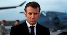 La misiva firmada 20 generales en retiro critica la gestión de Macron ante el islam y plantea una posible intervención de militares.