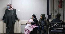 Está previsto que Siria reciba un millón de vacunas contra la Covid-19 mediante el programa COVAX creado por la OMS.