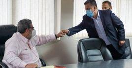 Sacha Llorenti subrayó que ALBA-TCP y el Banco del ALBA continuarán acompañando a San Vicente y las Granadinas.