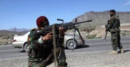 El portavoz de laPolicía provincial, Javid Basharat, comunicó que las fuerzas afganas realizaron una retirada táctica para evitar más bajas.