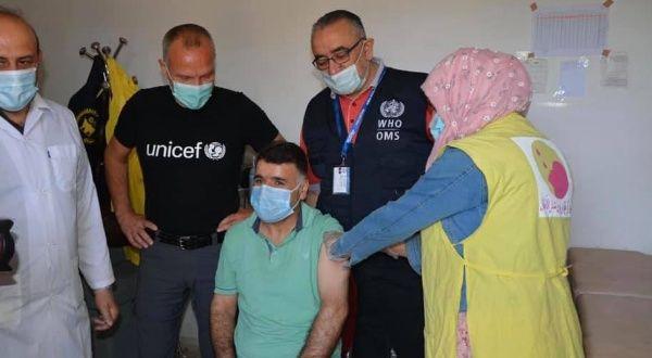 Siria lanza plataforma digital para vacunación contra Covid-19