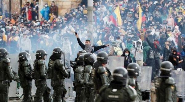 Casa de las Américas condena represión a protestas en Colombia