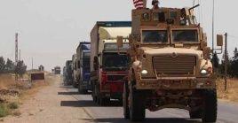 Las tropas estadounidenses en Siria permanecen en el país árabe sin autorización estatal con la excusa de combatir células terroristas.