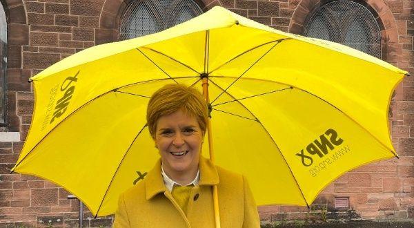 Se realiza escrutinio electoral en Escocia