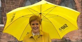 La premier escocesa, N. Sturgeon, aspira a buscar una mayoría suficiente con la cual reimpulsar la independencia del país.