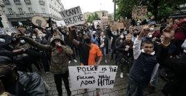 El asesinato, a manos de un policía blanco, de George Floyd en mayo de 2020, desató masivas manifestaciones antirracistas en Estados Unidos.