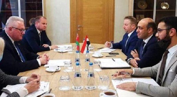 Siria y Belarús acuerdan fortalecer vínculos en educación