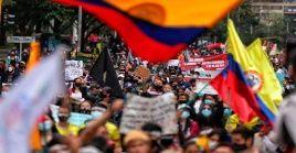 Las exigencias de detener la violenta represión estatal a las protestas callejeras de los últimos diez días en Colombia se han extendido por varios países de Europa.