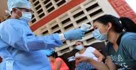 Venezuela suma 209.162 casos confirmados de la Covid-19 desde el inicio de la pandemia.