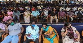 Según el Ministerio de Salud de India el balance total de decesos durante la epidemia roza los 250.000.