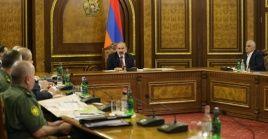 Las autoridades armenias apostarán por la diplomacia sin dejar de realizar tácticas de precaución, anunció el primer ministro interino de Armenia, Nikol Pashinyan.