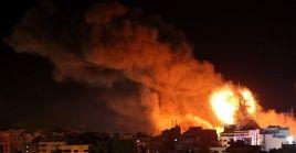 Medios internacionales informaron que este nuevo bombardeo de Israel ha dejado varias zonas de Gaza sin electricidad.