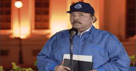 Aludiendo a la solidaridad internacional, el presidente Ortega reconoció la labor de las brigadas médicas de Cuba.