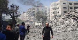 El Ministerio de Salud palestino informó este miércoles que las agresiones israelitas han provocado 227 decesos.