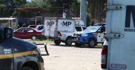 De acuerdo a las autoridades, la cárcel de Cantel de la ciudadQuetzaltenangoalberga a por lo menos 2.252 personas.