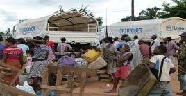 La cifra de desplazados internos duplica de esta forma los aproximadamente 26 millones de personas que tuvieron que abandonar sus países.