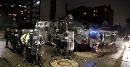 El Esmad ha sido condenada por las Organizaciones de Derechos Humanos por la represión a las protestas.