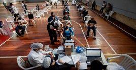 Paraguay registró 3.031 casos positivos y 98 decesos por coronavirus en las últimas 24 horas.
