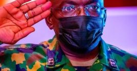 Ibrahim Attahiru había asumido su puesto al frente del Ejército nigeriano el pasado enero, por designación presidencial.