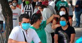 El Ministerio de Salud ecuatoriano ha notificado este viernes la primer muerte provocada por la cepa sudafricana del coronavirus.