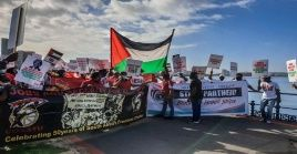Los obreros portuarios de la ciudad sudafricana de Durban ya se habían negado en 2009 ha descargar envíos procedentes de Israel.