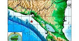 El sismo resultó perceptible en los departamentos de Chinandega, León y Managua, pero también en otras zonas de la franja costera ubicada a lo largo del océano Pacífico.