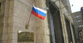 """El pronunciamiento de la Embajada rusa en Colombia se dio después de que Molano declara en el periódico El Tiempo de que Moscú estaba contribuyendo al """"aumento del grado de violencia"""" en el país."""
