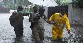 Apenas diez días atrás el ciclón Tauktae causó severas inundaciones y provocó al menos 140 personas fallecidas en el occidente del país.